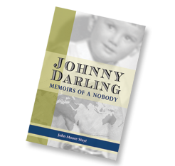 C. Laurin Arts - Book Cover Johnnie Darling