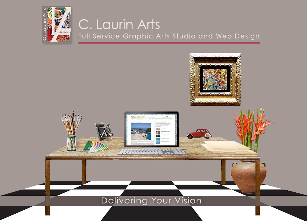 C. Laurin Arts Home Studio Image