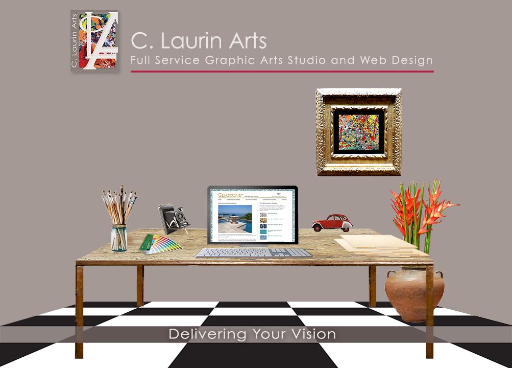 C. Laurin Arts Home Studio Image