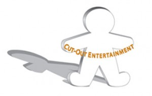 Cut Out Entertainment Logo
