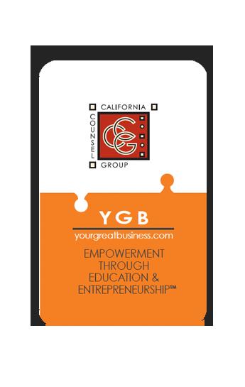 C. Laurin Arts - CCG & YGB logo info