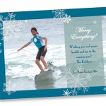 C. Laurin Arts - Announcements - Surfing Xmas