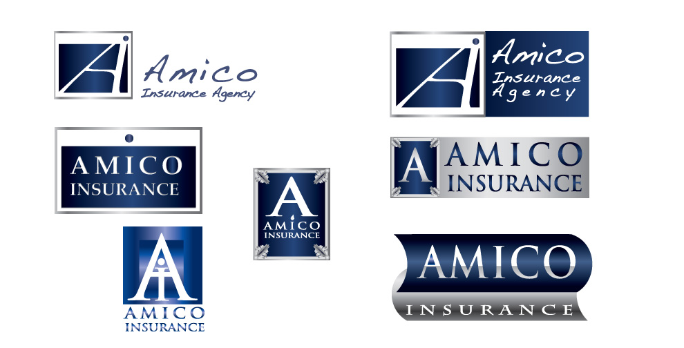 C. Laurin - Amico Logo Story